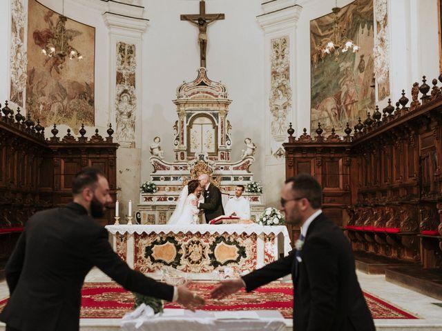 Il matrimonio di Giuseppe e Angelita a Naro, Agrigento 88