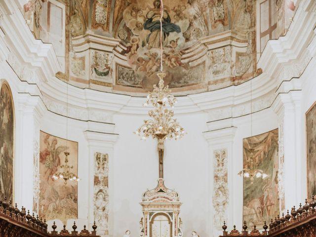 Il matrimonio di Giuseppe e Angelita a Naro, Agrigento 92