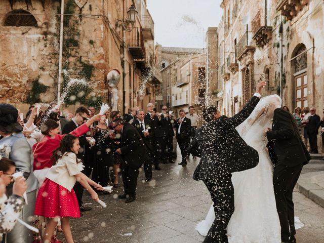 Il matrimonio di Giuseppe e Angelita a Naro, Agrigento 93