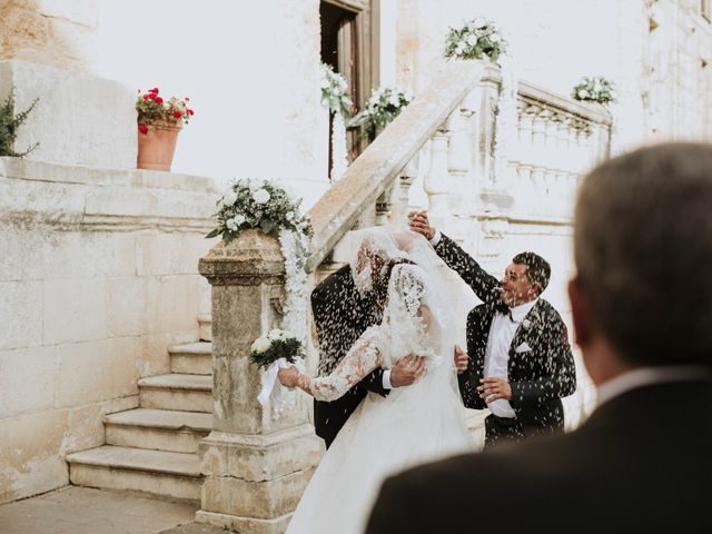 Il matrimonio di Giuseppe e Angelita a Naro, Agrigento 94