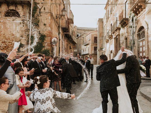 Il matrimonio di Giuseppe e Angelita a Naro, Agrigento 95