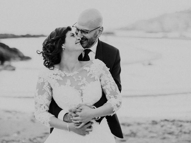 Il matrimonio di Giuseppe e Angelita a Naro, Agrigento 112