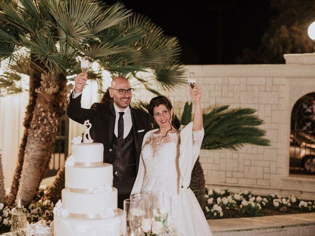 Il matrimonio di Giuseppe e Angelita a Naro, Agrigento 143