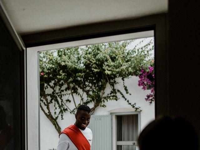 Il matrimonio di Dwayne e Federica a Noci, Bari 9