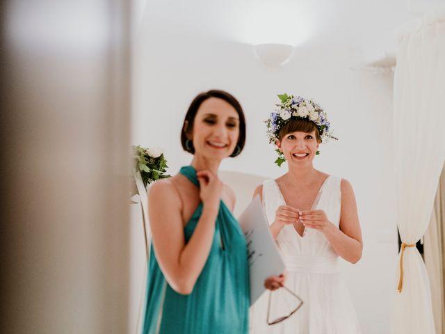 Il matrimonio di Dwayne e Federica a Noci, Bari 11