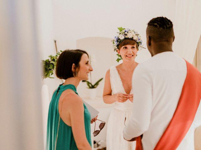 Il matrimonio di Dwayne e Federica a Noci, Bari 12