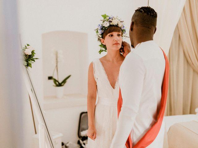 Il matrimonio di Dwayne e Federica a Noci, Bari 13