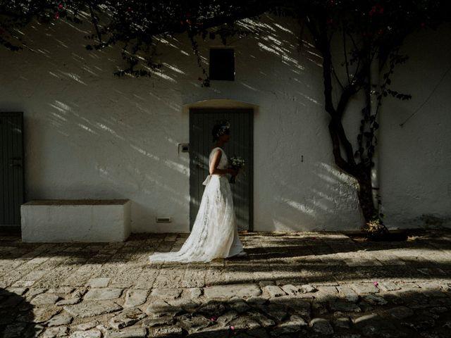 Il matrimonio di Dwayne e Federica a Noci, Bari 24