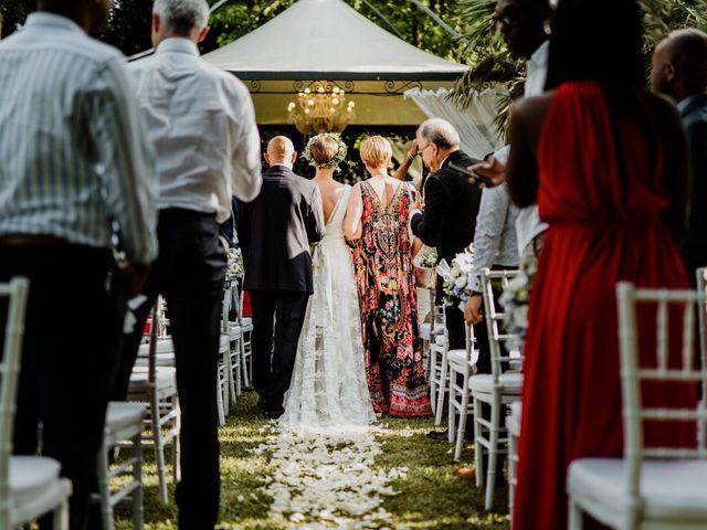 Il matrimonio di Dwayne e Federica a Noci, Bari 27