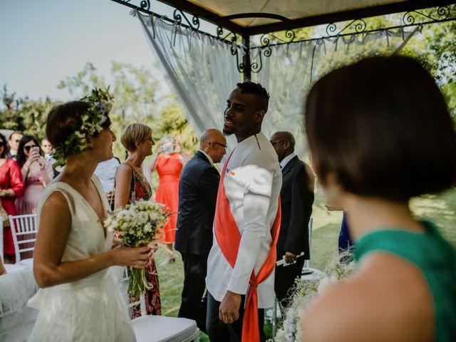 Il matrimonio di Dwayne e Federica a Noci, Bari 28