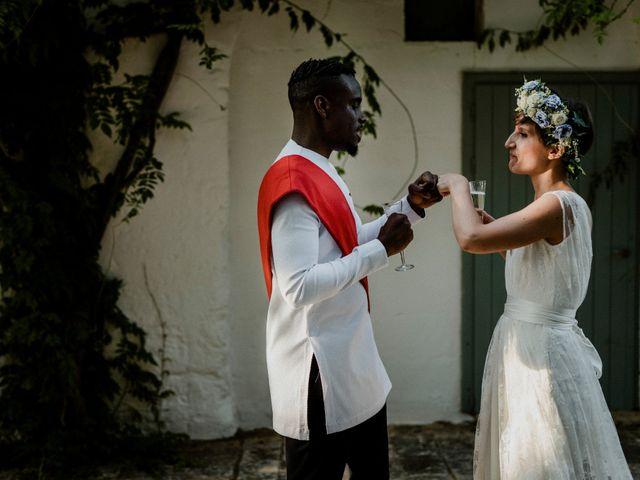 Il matrimonio di Dwayne e Federica a Noci, Bari 37