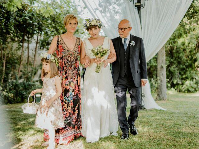 Il matrimonio di Dwayne e Federica a Noci, Bari 25