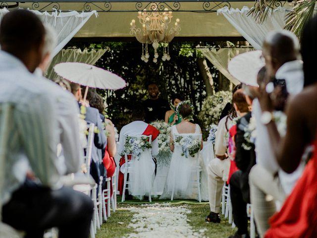 Il matrimonio di Dwayne e Federica a Noci, Bari 30
