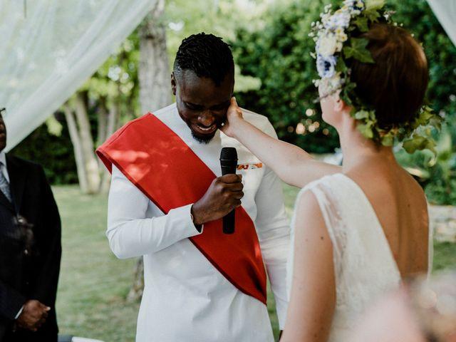 Il matrimonio di Dwayne e Federica a Noci, Bari 32