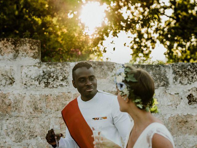 Il matrimonio di Dwayne e Federica a Noci, Bari 38