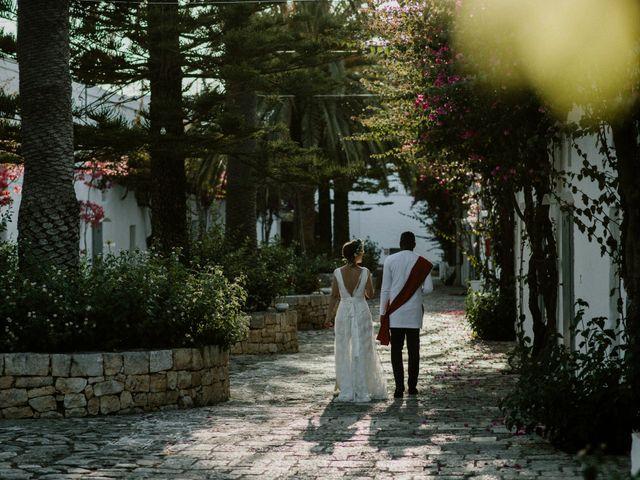 Il matrimonio di Dwayne e Federica a Noci, Bari 39