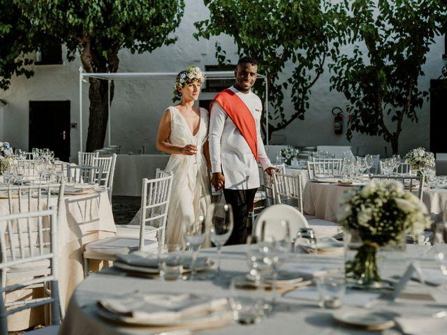 Il matrimonio di Dwayne e Federica a Noci, Bari 40