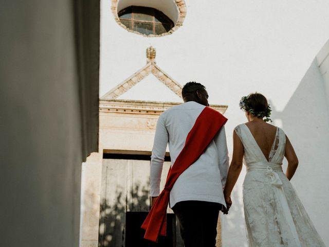 Il matrimonio di Dwayne e Federica a Noci, Bari 41