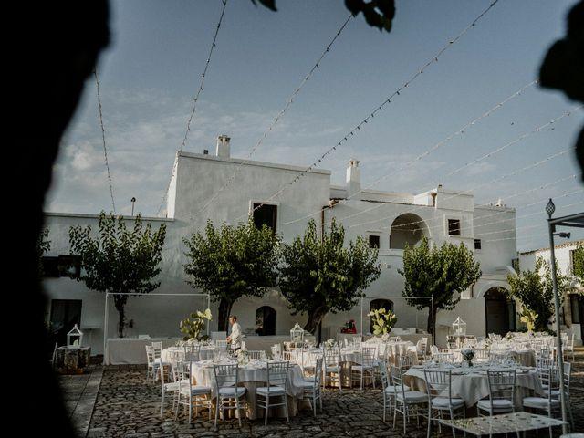 Il matrimonio di Dwayne e Federica a Noci, Bari 42