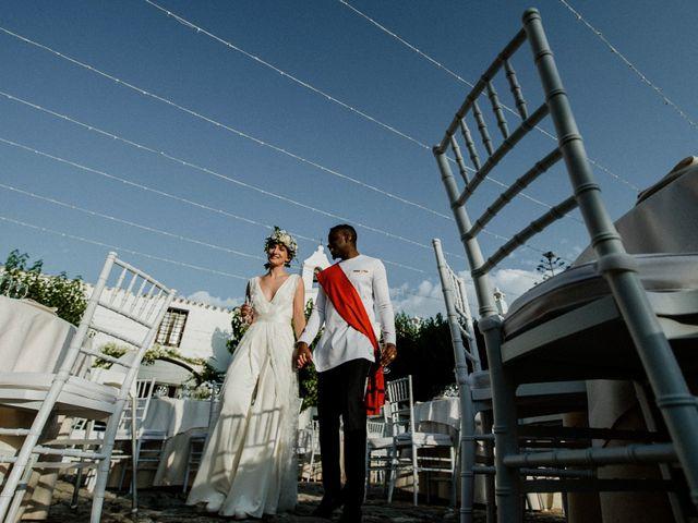 Il matrimonio di Dwayne e Federica a Noci, Bari 43