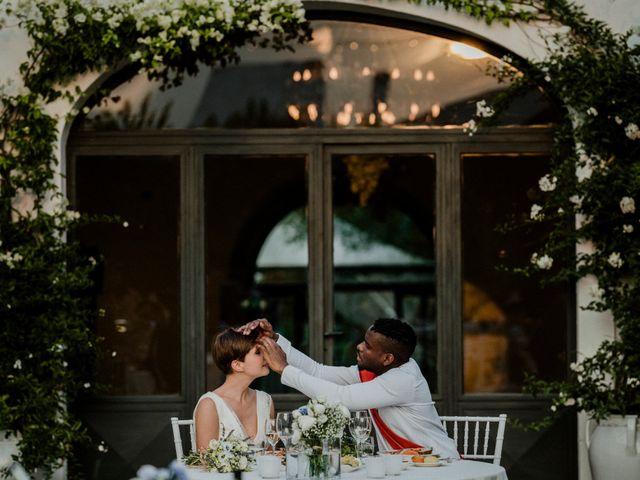 Il matrimonio di Dwayne e Federica a Noci, Bari 47
