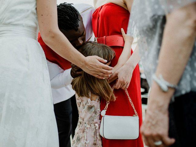 Il matrimonio di Dwayne e Federica a Noci, Bari 49