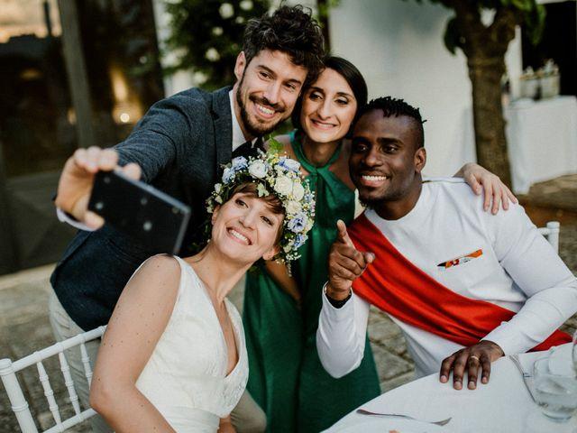 Il matrimonio di Dwayne e Federica a Noci, Bari 50