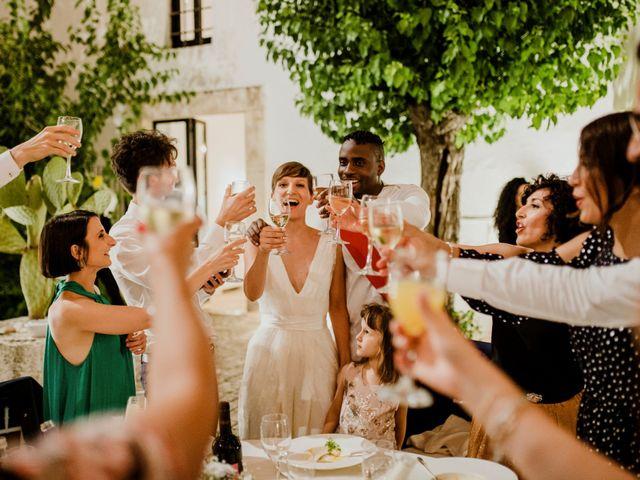 Il matrimonio di Dwayne e Federica a Noci, Bari 55