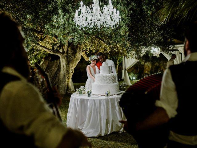 Il matrimonio di Dwayne e Federica a Noci, Bari 59