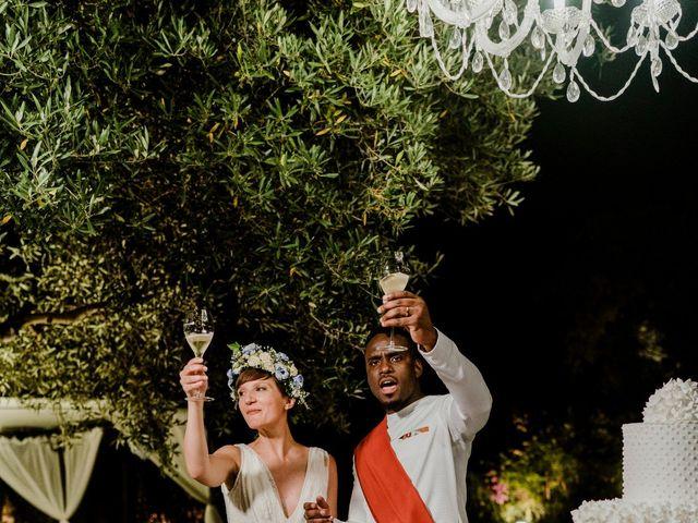 Il matrimonio di Dwayne e Federica a Noci, Bari 60