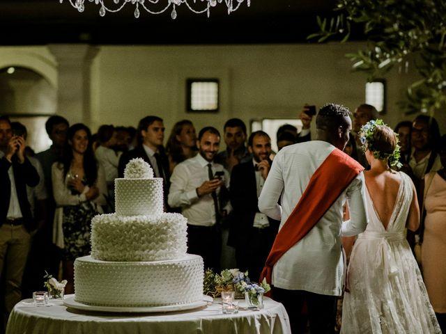 Il matrimonio di Dwayne e Federica a Noci, Bari 61