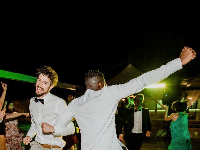 Il matrimonio di Dwayne e Federica a Noci, Bari 64