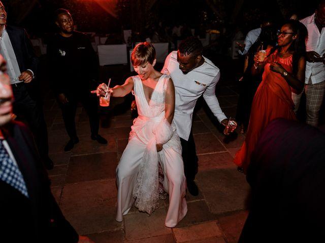 Il matrimonio di Dwayne e Federica a Noci, Bari 66