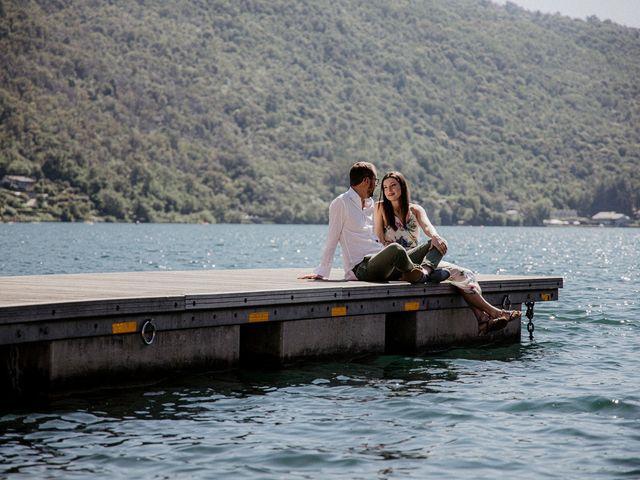 Il matrimonio di Luca e Serena a Stresa, Verbania 2