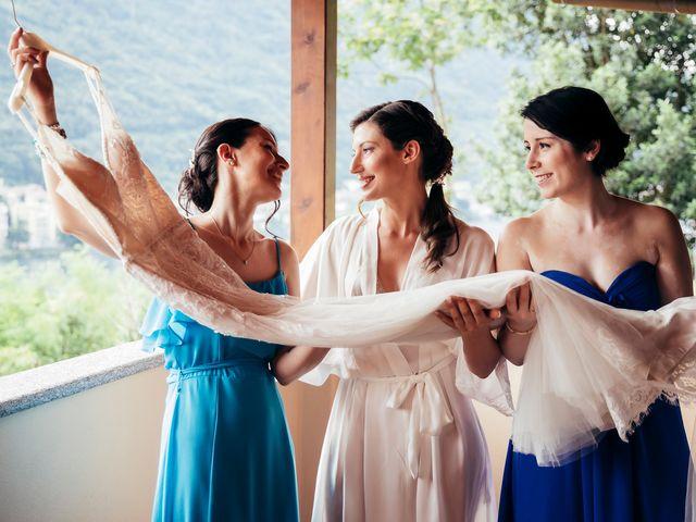 Il matrimonio di Luca e Serena a Stresa, Verbania 22