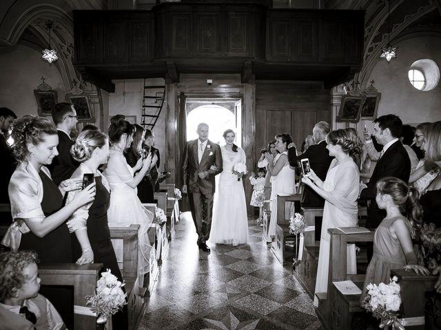 Il matrimonio di Luca e Serena a Stresa, Verbania 34