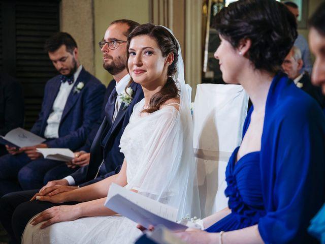 Il matrimonio di Luca e Serena a Stresa, Verbania 35