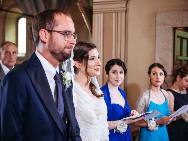 Il matrimonio di Luca e Serena a Stresa, Verbania 39