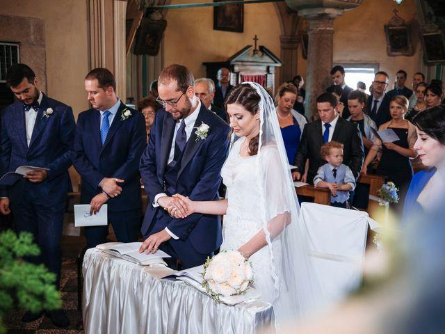 Il matrimonio di Luca e Serena a Stresa, Verbania 40