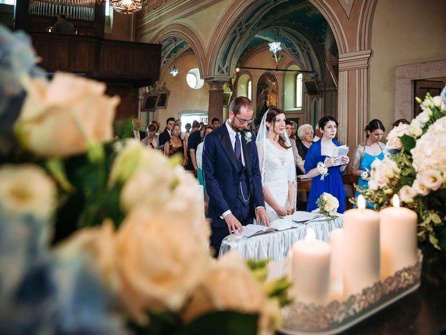 Il matrimonio di Luca e Serena a Stresa, Verbania 47