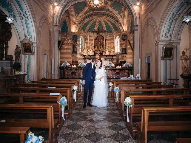 Il matrimonio di Luca e Serena a Stresa, Verbania 50