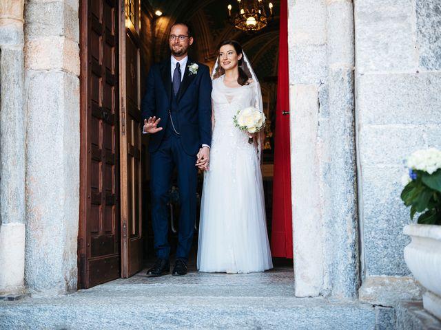 Il matrimonio di Luca e Serena a Stresa, Verbania 51