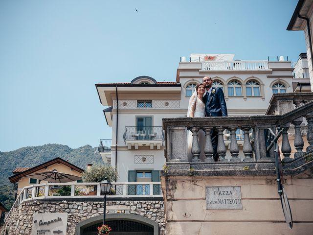 Il matrimonio di Luca e Serena a Stresa, Verbania 54