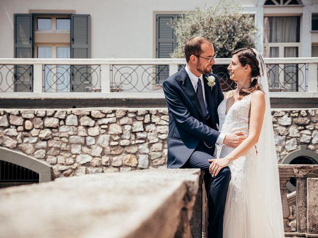 Il matrimonio di Luca e Serena a Stresa, Verbania 55