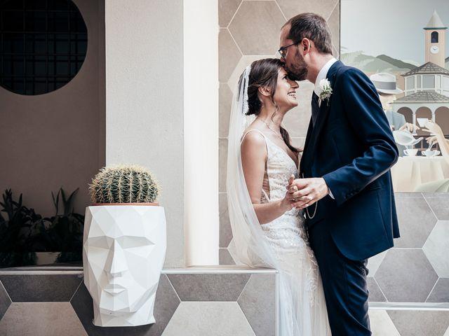 Il matrimonio di Luca e Serena a Stresa, Verbania 60