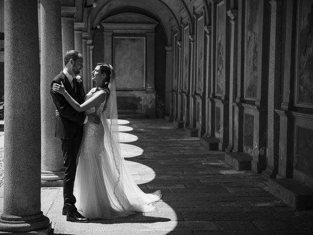 Il matrimonio di Luca e Serena a Stresa, Verbania 63