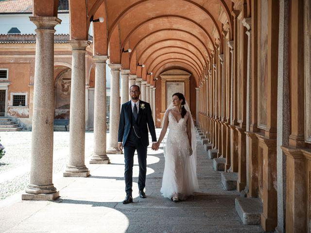 Il matrimonio di Luca e Serena a Stresa, Verbania 65
