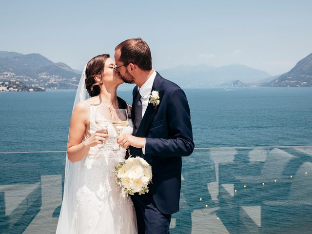 Il matrimonio di Luca e Serena a Stresa, Verbania 66