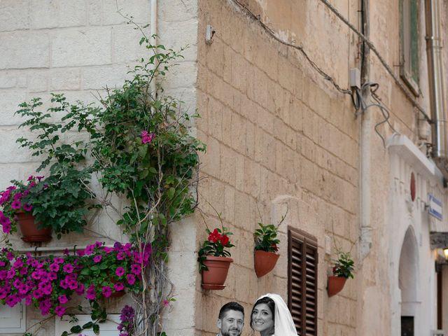 Il matrimonio di Rudi e Tiziana a Fasano, Brindisi 34