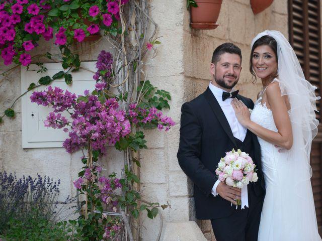 Il matrimonio di Rudi e Tiziana a Fasano, Brindisi 35